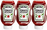 Heinz Easy Squeeze Ketchup, 20 oz, 3 pk