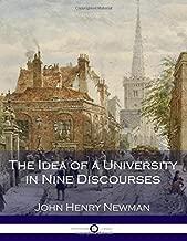 The Idea of a University in Nine Discourses