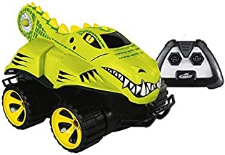 Kid Galaxy Mega Morphibians Amphibious RC Crocodile by Kid Galaxy
