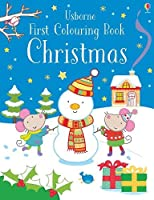 First Colouring Book Christmas (First Colouring Books)