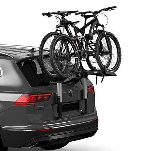 Thule Unisex's OutWay Trunk Bike Rack, Black, One Size