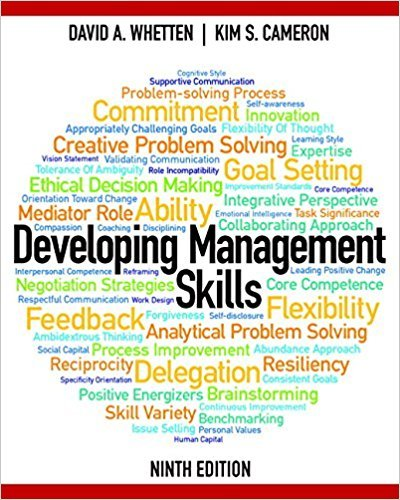 Top developing management skills 9th edition for 2021