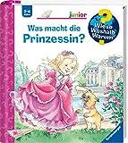 Was macht die Prinzessin? (Wieso? Weshalb? Warum? junior, Band 19) - Andrea Erne