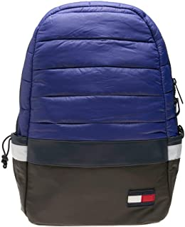 Tommy Hilfiger Fashion Backpack for Men - Blue (Not Available)