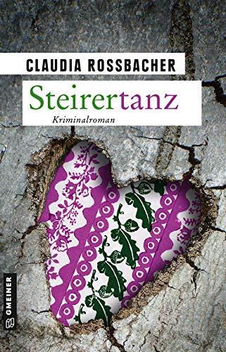 Buchseite und Rezensionen zu 'Steirertanz' von  Claudia Rossbacher
