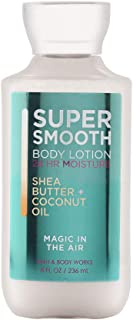 Bath & Body Works Magic In The Air Super Smooth Body Lotion, 8 Ounce