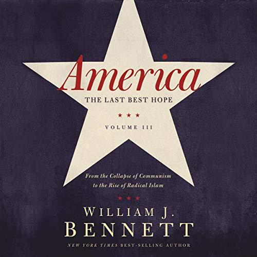 America: The Last Best Hope, Volume III audiobook cover art