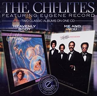 Heavenly Body/Me & You Import Edition by Chi-Lites (2011) Audio CD