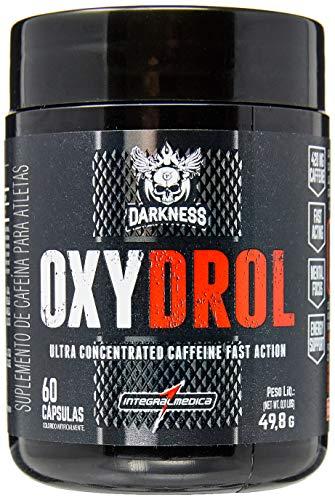 Oxydrol 60 Capsulas, Darkness