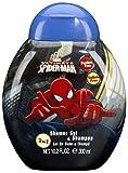 Spiderman Gift - Duschgel und Shampoo -Marvel erstaunlicher, 1er Pack (1 x 1 Stück)