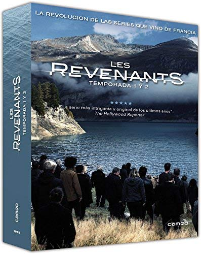 The Returned (Seasons 1 & 2) - 4-Disc Set ( Les Revenants ) [ Spanische Import ] (Blu-Ray)