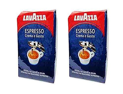 Lavazza Espresso Crema E Gusto -2 Bags Bag 2 Be Whole 2.2lb = Selling rankings X Ranking TOP10