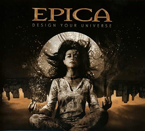 Epica - Design Your Universe   (2 CD)