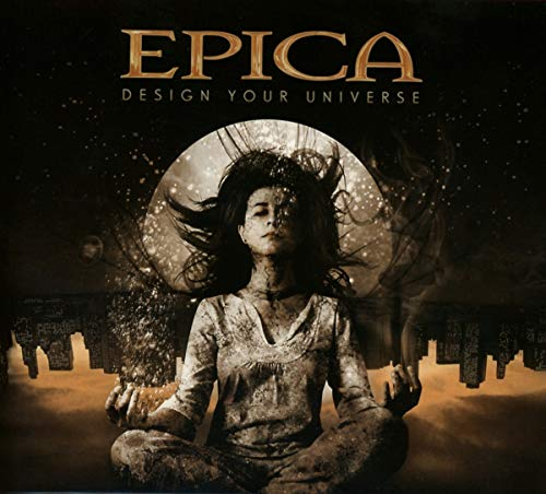 Epica - Design Your Universe   (2 CD)