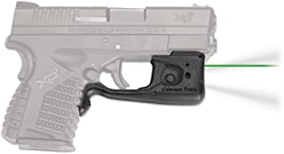Crimson Trace LL-802 Laserguard Pro Red Laser Sight and Tactical Light for Springfield Armory XD-S Pistols