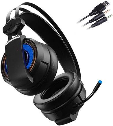 Cuffie da Gioco per Xbox One PS4 PC, Cuffie Audio Surround Dolby 7.1, Microfono Integrato per la riduzione del Rumore, Jack da 3,5 mm + USB, Nero - Trova i prezzi più bassi