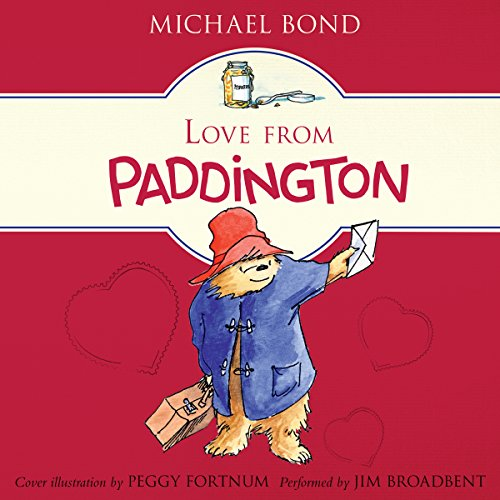 Love From Paddington audiobook cover art