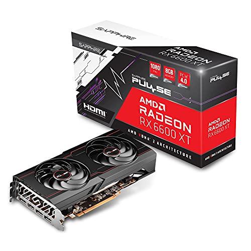 Sapphire Radeon RX 6600 XT Pulse (8GB GDDR6/PCI Express 4.0/0MHz/16000MHz)