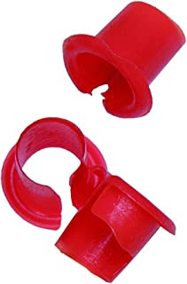 Sigma Electric ProConnex 02-55035 AC/Flex Anti-Short Bushings #0, 35-Pack