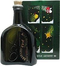 Rarität: Aalborg Jule Akvavit Jahrgang 1998-0,7l - Sonderabfüllung incl. Geschenkpackung