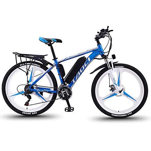 YDBET Bicicletas eléctricas para Adultos, Bicicletas de montaña de aleación de magnesio...