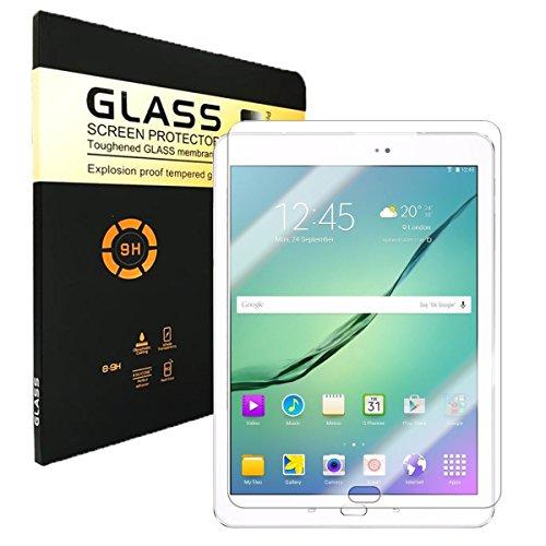 WELKOO Protector de Pantalla para Samsung Galaxy Tab S2 9.7 SM-T810, Cristal...