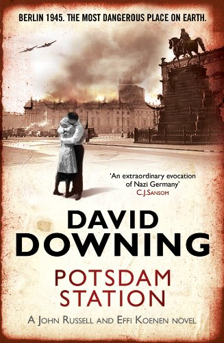 Potsdam Station (John Russell series Book 4) (English Edition)