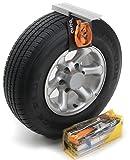 autoLIBERT Cadenas antideslizantes de los neumáticos de automóvil para coches 4x4 SUV camioneta. Ideal para el terreno con barro y arena. Solución de tracción 'Get Unstuck'