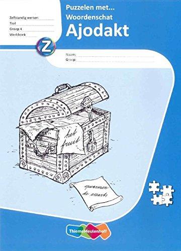 Puzzelen met woordenschat Groep 4