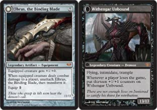 Magic: the Gathering - Elbrus, the Binding Blade // Withengar Unbound (147) - Dark Ascension