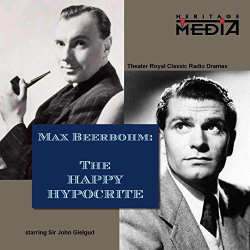 The Happy Hypocrite audiobook cover art