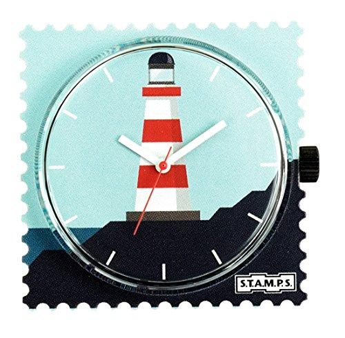 Stamps S.T.A.M.P.S. Uhr Zifferblatt Sea Light 104304