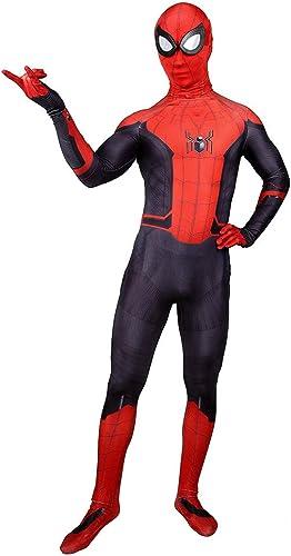 Hope Spider-Man WeißWeg von Zuhause Cosplay Kostüm Erwachsene Unisex M er Frauen Kostüm Onesie Outfit Party Halloween,A-XL