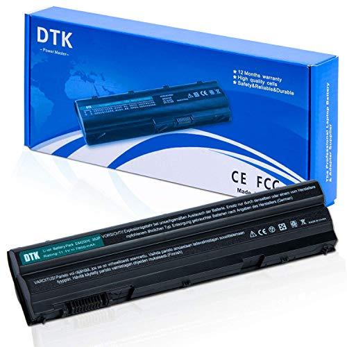 DTK 7800mAh Laptop Akku für Dell Latitude E5420 E5430 E5530 E6420 E6430 E6520 E6530 Inspiron 4420 5420 5425 7420 4720 5720 M421R M521R Vostro 3460 3560 T54fj 11.1V