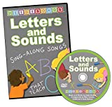 Letters and Sounds Animated DVD