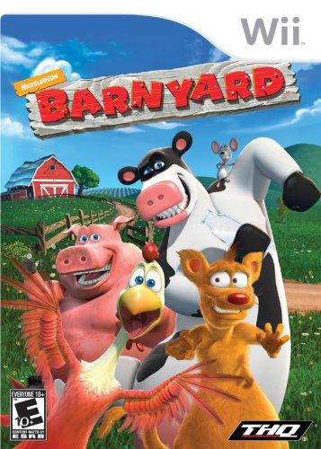 Barnyard - Nintendo Wii
