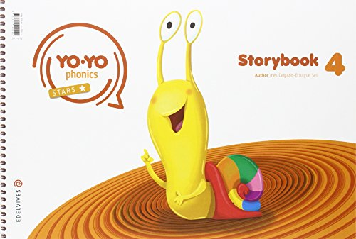 Yo-Yo Phonics -Pack Storybook 4 - 9788414002544
