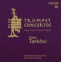 Trumpet Concertos by Gabor Tarkovi (2010-11-16)