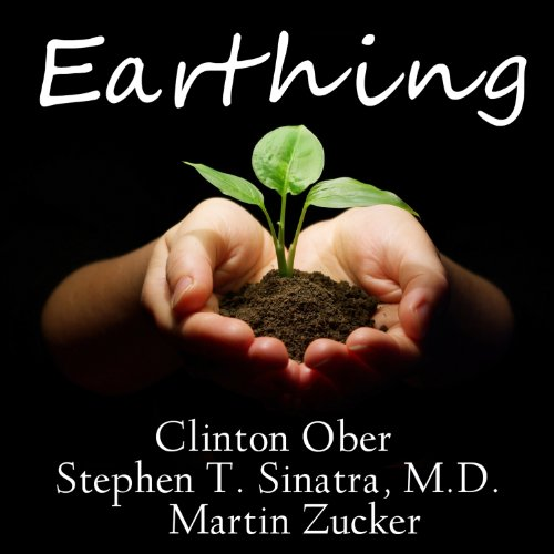 Earthing audiobook cover art