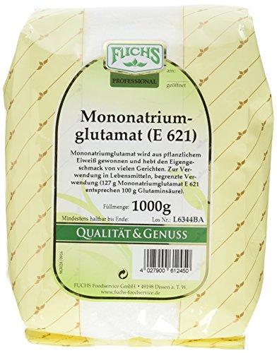 Fuchs Mononatriumglutamat, 3er Pack (3 x 1 kg)