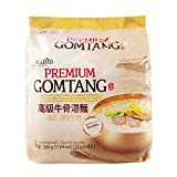 Paldo Premium Gomtang Noodle 500g(Pack of 4)