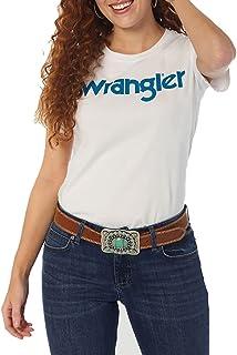 Wrangler Women's Short Sleeve Graphic T-Shirt T-Shirt