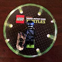 LEGO 2012 NYCC Exclusive Teenage Mutant Ninja Turtle Dark Turtle Minifigure