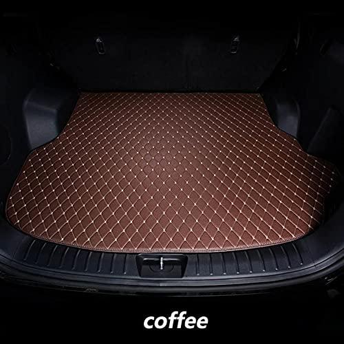 WQSNUB Alfombrilla para Maletero de Coche, para Chrysler 300C 2011 2012 2013 2014 2015 2016 Revestimiento de Carga Alfombra Interior Accesorios Cubierta