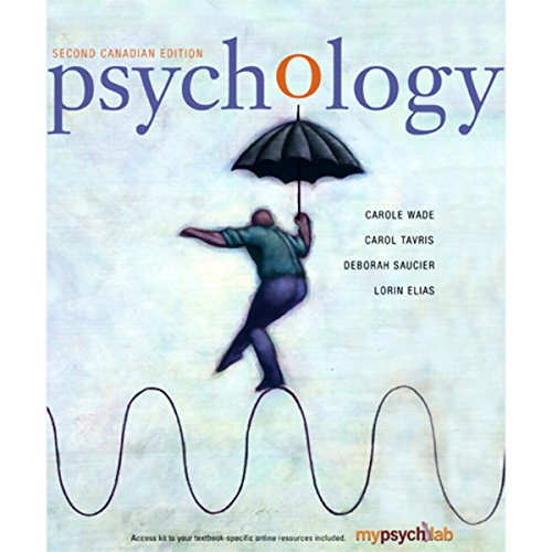 VangoNotes for Psychology, 2/ce audiobook cover art