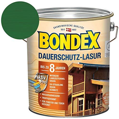 Bondex Dauerschutz-Lasur Tannengrün 2,50 l - 329909