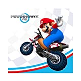 Mario Kart Wii Beverage Napkins マリオカートWii飲料ナプキン♪ハロウィン♪クリスマス♪