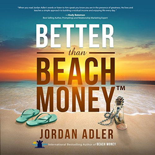 Better Than Beach Money audiobook cover art
