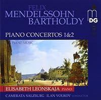 Piano Concertos 1 & 2