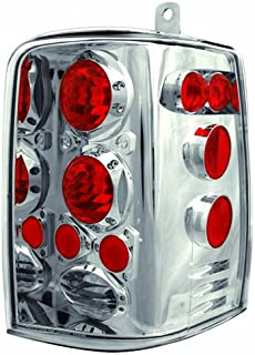 IPCW CWT-CE5001C Crystal Eyes Crystal Clear Tail Lamp - Pair